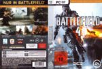 Battlefield 4 (2013) Custom German PC Cover & Labels