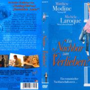 Ein Nachbar zum Verlieben? (2007) R2 German Custom Cover & Label
