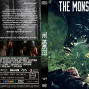 The Monster (2016) R2 German Custom Cover & Labels