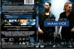 Miami Vice (2006) R2 German Cover & Custom Label