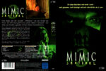 Mimic 3 – Sentinel (2003) R2 German Custom Cover & Label