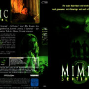 Mimic 3 – Sentinel (2003) R2 German Custom Cover & Label