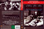 Miss Marple – Der Wachsblumenstrauss (1990) R2 German Cover & Label