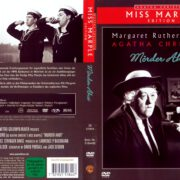 Miss Marple – Mörder Ahoi (1964) R2 German Cover & Label