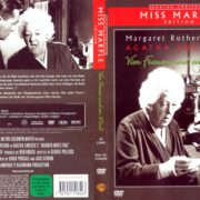 Miss Marple - Vier Frauen und ein Mord (1964) R2 German Cover & Label