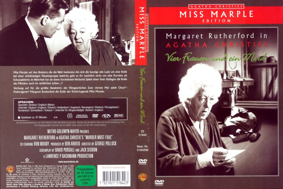 Miss Marple Vier Frauen Und Ein Todesfall Stream