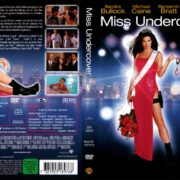 Miss Undercover (2000) R2 German Cover & Label