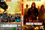 Mission Impossible – Phantom Protokoll (2011) R2 German Custom Cover & Label