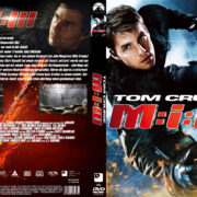 Mission Impossible 3 (2006) R2 German Custom Cover & Label