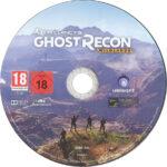 Tom Clancy's Ghost Recon: Wildlands (2017) German PC Label