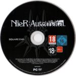 NieR Automata (Day One Edition) (2017) PC Label