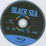 Black Sea (2015) R1 Blu-Ray Label