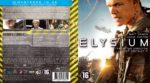 Elysium (2013) R2 Blu-Ray Dutch Cover