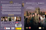 Downton Abbey – Season 2 (2012) R2 Nordic Retail DVD Cover + custom label