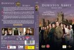 Downton Abbey – Season 2 (2012) R2 Nordic Retail DVD Cover + custom label
