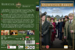 Downton Abbey – A Journey to the Highlands (2013) R2 Nordic Retail DVD Cover + custom label