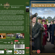 Downton Abbey - A Journey to the Highlands (2013) R2 Nordic Retail DVD Cover + custom label