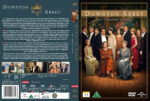 Downton Abbey – The London Season (2014) R2 Nordic Retail DVD Cover + custom label