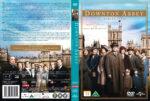 Downton Abbey – Season 5 (2015) R2 Nordic Retail DVD Cover + custom label