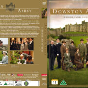 Downton Abbey - A Moorland Holiday (2015) R2 Nordic Retail DVD Cover + custom label