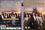 Downton Abbey – Season 6 (2016) R2 Nordic Retail DVD Cover + custom label