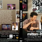 Mitten ins Herz (2007) R2 German Custom Cover & Label