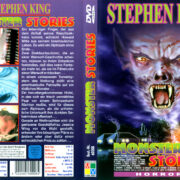 Monster Stories - Stephen King (1988) R2 German Cover & Label