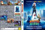 Monsters vs. Aliens (2009) R2 German Custom Cover & Label
