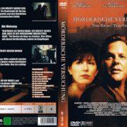 Mörderische Versuchung (2000) R2 German Cover & Label