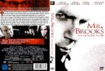 Mr. Brooks – Der Mörder in dir (2007) R2 German Cover & Custom Label