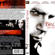 Mr. Brooks – Der Mörder in dir (2007) R2 German Cover & Custom Label
