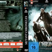 Mutant Chronicles (2008) R2 German Cover & Custom Labels