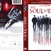 My Soul to Take (2010) R2 German Cover & Custom Label