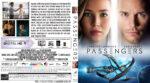 Passengers (2016) R2 German Custom Blu-Ray Cover & Labels