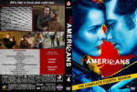 The Americans – Season 4 (2016) R1 Custom Cover & Labels