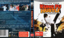 Kung Fu Hustle (2004) R4 Blu-Ray Cover & Label