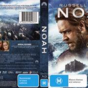 Noah (2014) R4 Blu-Ray Cover