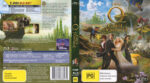 Oz The Great And Powerful (2013) R4 Blu-Ray Cover