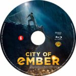 City of Ember (2008) R2 Blu-Ray Custom Dutch Label