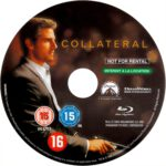 Collateral (2004) R2 Blu-Ray Dutch Label