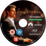 Collateral (2004) R2 Blu-Ray Dutch Label