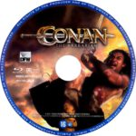 Conan The Barbarian 3D (2011) R2 Blu-Ray Dutch Label