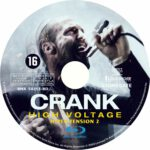 Crank 2 High Voltage (2009) R2 Blu-Ray Dutch Label