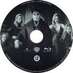 Dark Shadows (2012) R2 Blu-Ray Dutch Label