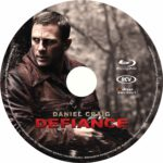 Defiance (2008) R2 Blu-Ray Dutch Label
