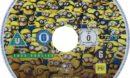 Despicable Me (2010) R2 Blu-Ray Dutch Label