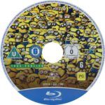 Despicable Me (2010) R2 Blu-Ray Dutch Label