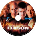 Edison (2005) R2 Blu-Ray Dutch Label