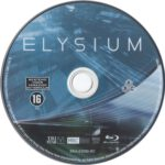 Elysium (2013) R2 Blu-Ray Dutch Label