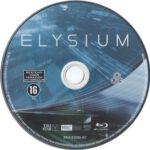 Elysium (2013) R2 Blu-Ray Dutch Label